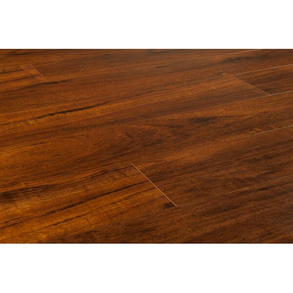 Original 47.85 x 4.96 x 15mm Laminate Flooring in Corn Field by Dekorman