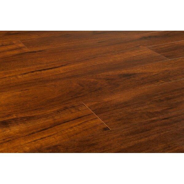 Original 47.85 x 4.96 x 15mm Laminate Flooring in Corn Field by Dekorman