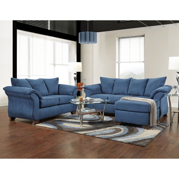 Matzke 2 Piece Living Room Set by Charlton Home