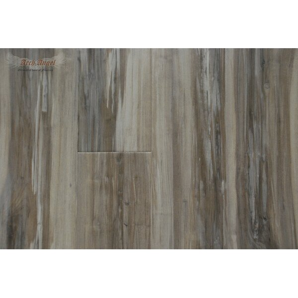 0.5 x 1.75 x 94 Acacia End Cap in Smokey Gray by All American Hardwood