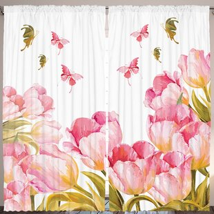 Charmant Curtain Panels (Set Of 2)