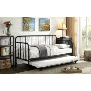 Hendricks Daybed with Trundle by Gracie Oaks