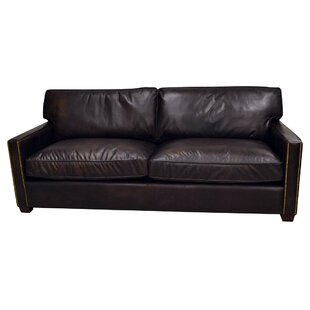 Amesbury Leather Sofa