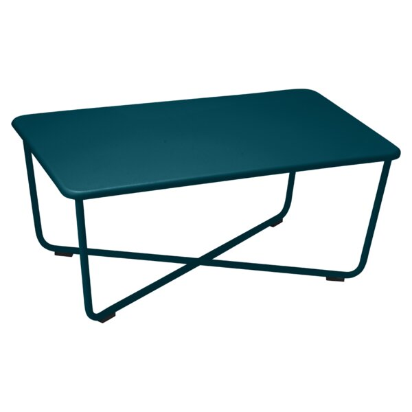 Croisette Metal Coffee Table by Fermob