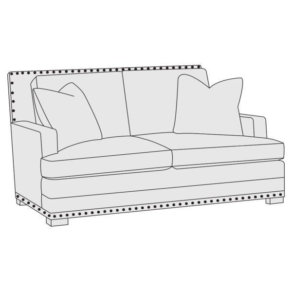 Cantor Loveseat By Bernhardt