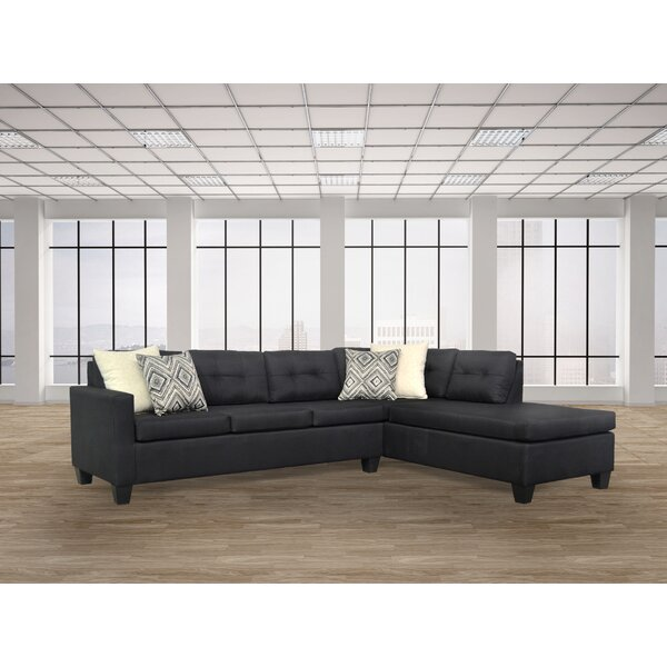 Rowell Right Hand Facing Sectional By Red Barrel Studio