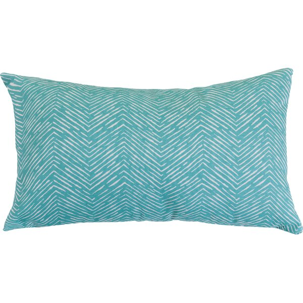 Shayne Outdoor Lumbar Pillow by Mistana
