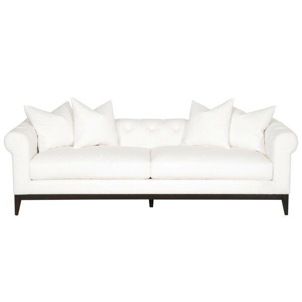 Naiara Chesterfield Standard Sofa by Gracie Oaks