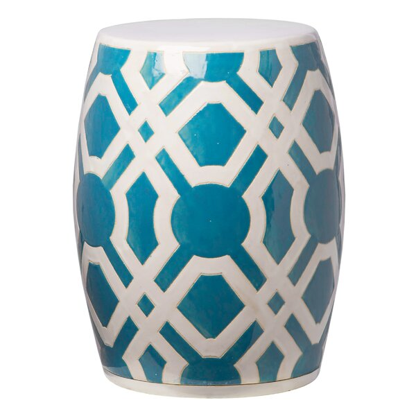 Labyrinth Garden Stool by Emissary Home and Garden