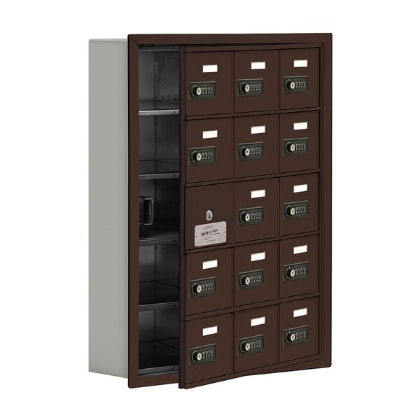 14 Door Cell Phone Locker by Salsbury Industries
