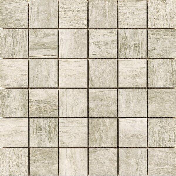 Zephyr 2 x 2 Ceramic Mosaic Tile in Breeze by Emser Tile