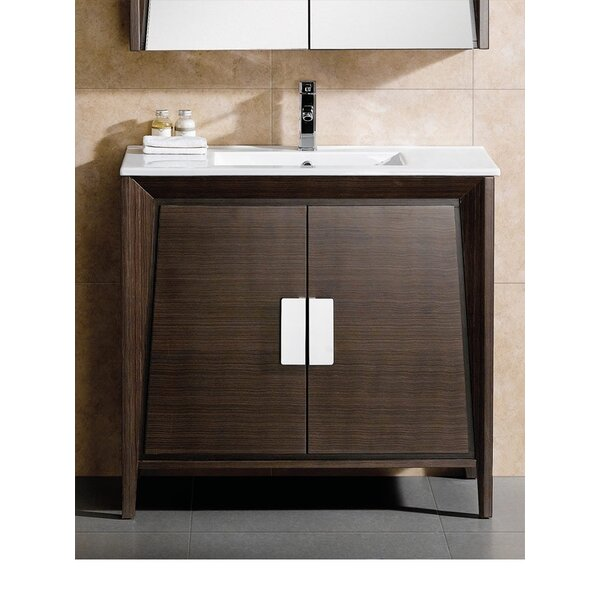 Emerson 35 Single Bathroom Vanity Set by Langley Street