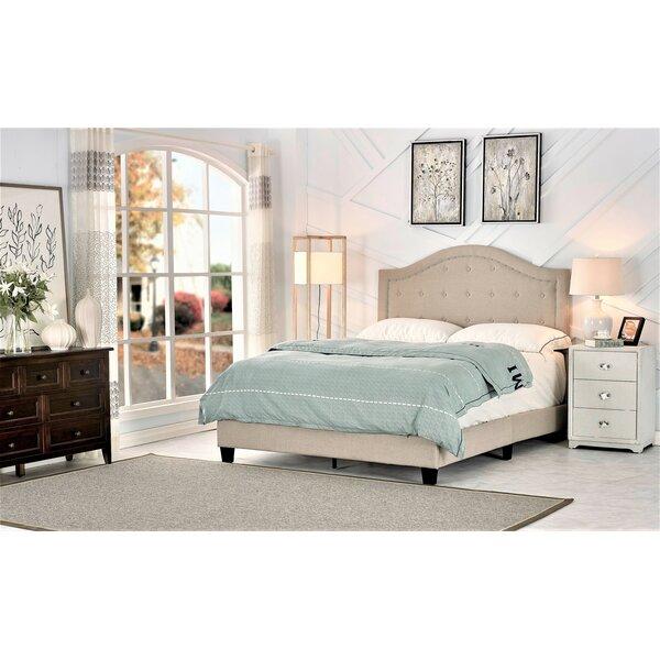 Skipworth Upholstered Standard Bed Charlton Home W000369913