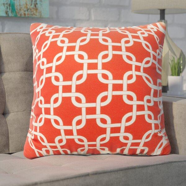 Banas Indoor/Outdoor Throw Pillow
