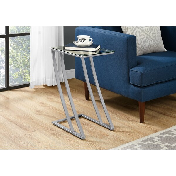 Boatwright End Table by Orren Ellis