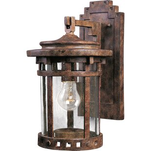 Online Reviews Casimir Outdoor Wall Lantern By Loon Peak