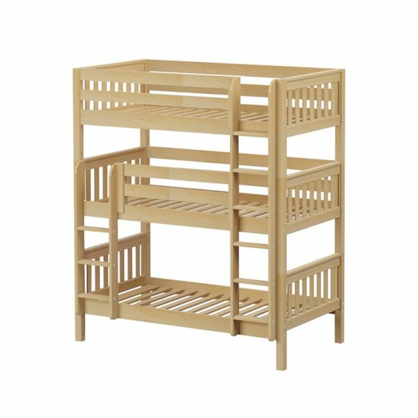 Spindler Twin Over Twin Bed By Harriet Bee Discount