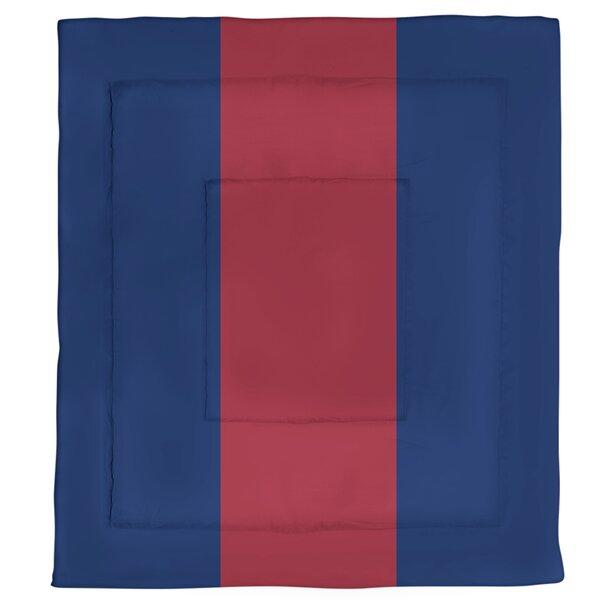 Montreal Hockey Single Reversible Comforter