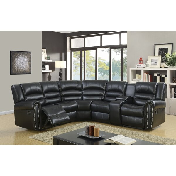 Ugarte Modern Reclining Sectional by Red Barrel Studio