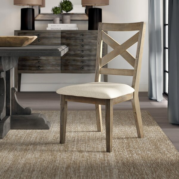 Kara Solid Wood Dining Chair (Set of 2) by Laurel Foundry Modern Farmhouse