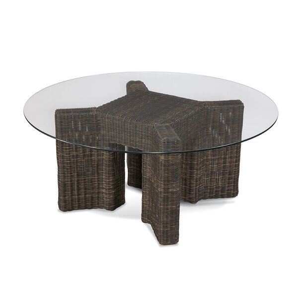 Glass  Coffee Table by Braxton Culler