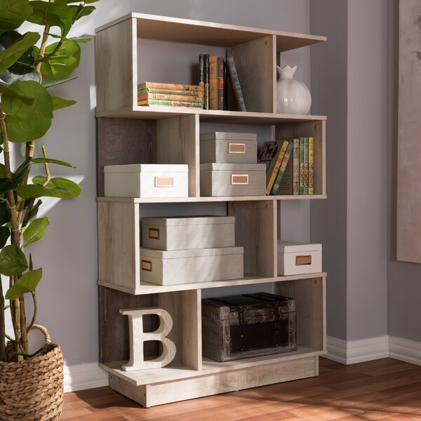 Raul Standard Bookcase by George Oliver