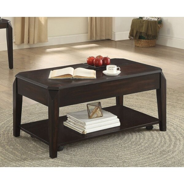 Divisadero Coffee Table with Storage by Red Barrel Studio
