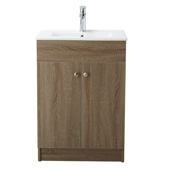 Usry 24 Single Bathroom Vanity Set by Mercury Row