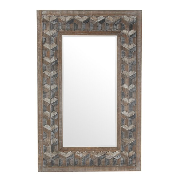 Tavion Accent Mirror by Bungalow Rose