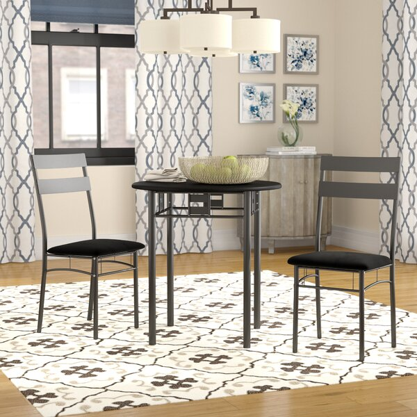 Arnott 3 Piece Dining Set by Andover Mills