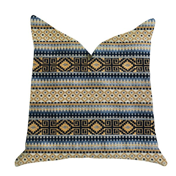 Galliher Textured Luxury Pillow by Bloomsbury Market