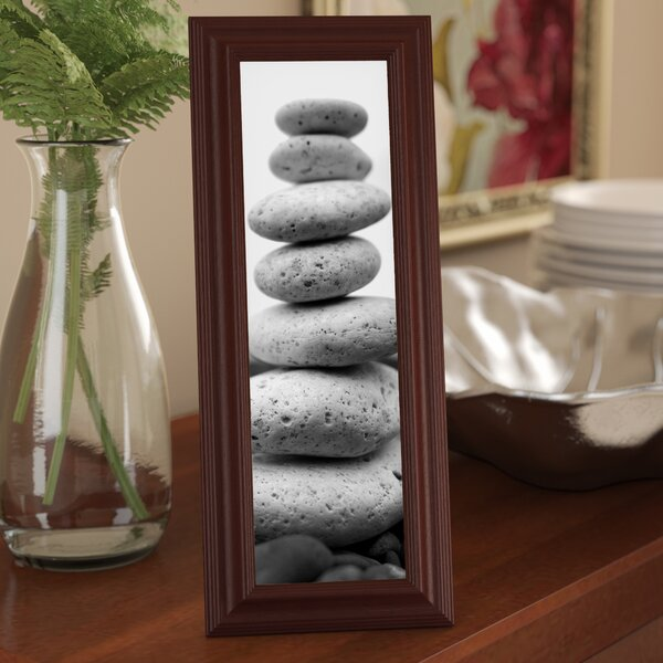 Lanesville 1.83 Wide Wood Grain Picture Frame by Winston Porter