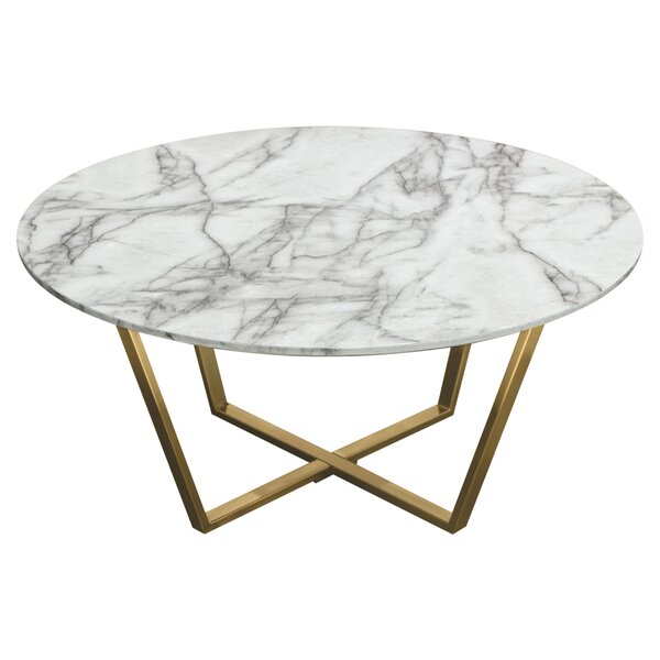 Vida Coffee Table by Diamond Sofa Diamond Sofa