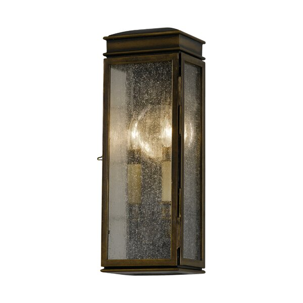 Barrie 2-Light Outdoor Flush Mount by Darby Home Co