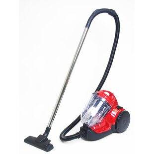 Boulder 1.5L Bagless Canister Vacuum Cleaner with Cyclone Technology by Boulder