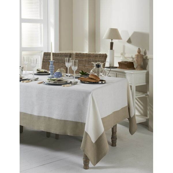 Erickson Tablecloth by Canora Grey