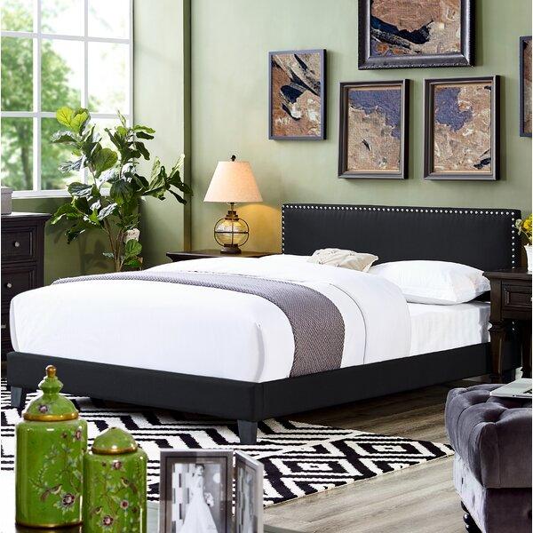 Dunkelberger Queen Upholstered Platform Bed by Winston Porter