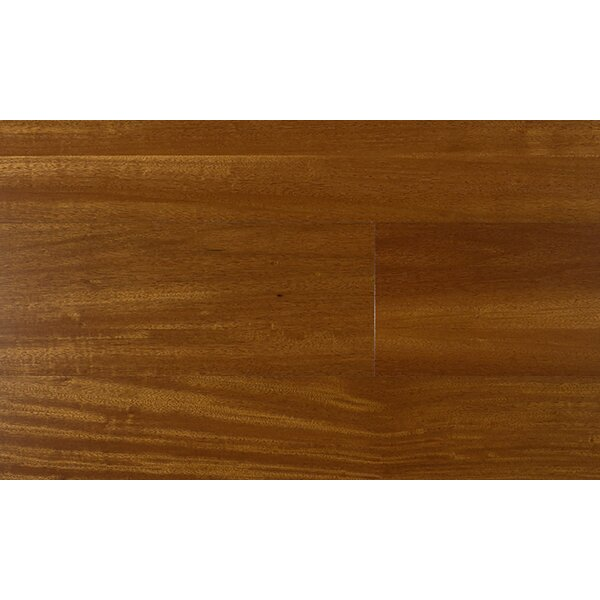 6-1/4 Engineered Kupay Hardwood Flooring in Tan by IndusParquet