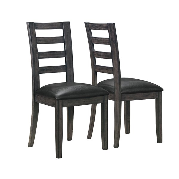 Donnellson Upholstered Dining Chair (Set of 2) by Red Barrel Studio