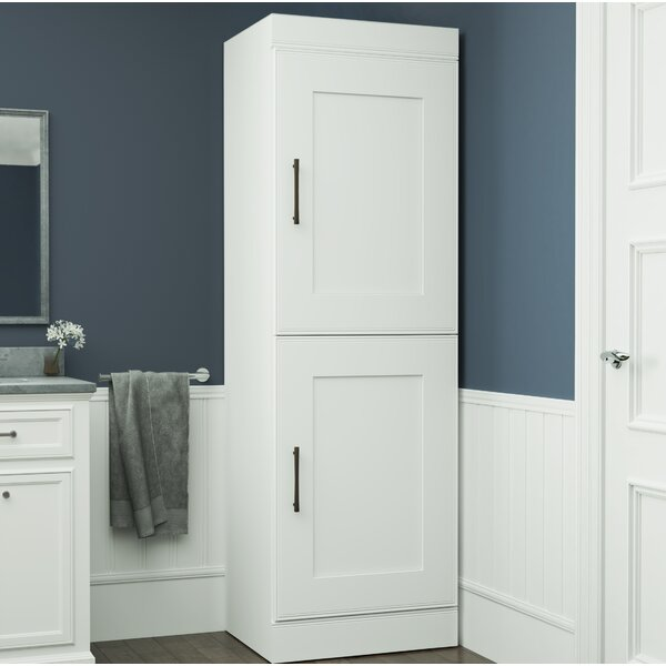 St. Mark inchs Place Storage 25 inch W Freestanding Closet System Armoire by Latitude Run