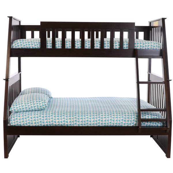 Giuliano Twin over Full Bunk Bed by Birch Lane™ Heritage