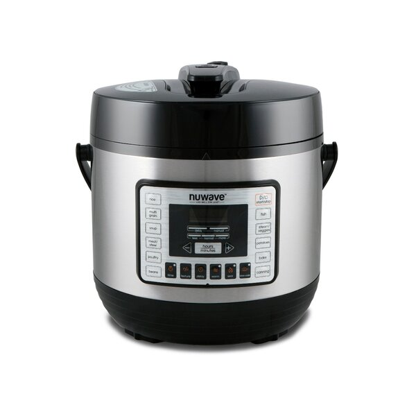 Electric Pressure Cooker by NuWave