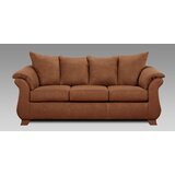 Norris Microfiber 90 Pillow top Arm Sofa by Red Barrel Studio®