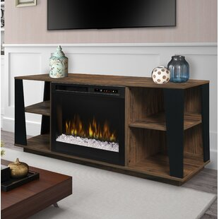 Lewter TV Stand for TVs up to 55 Fireplace