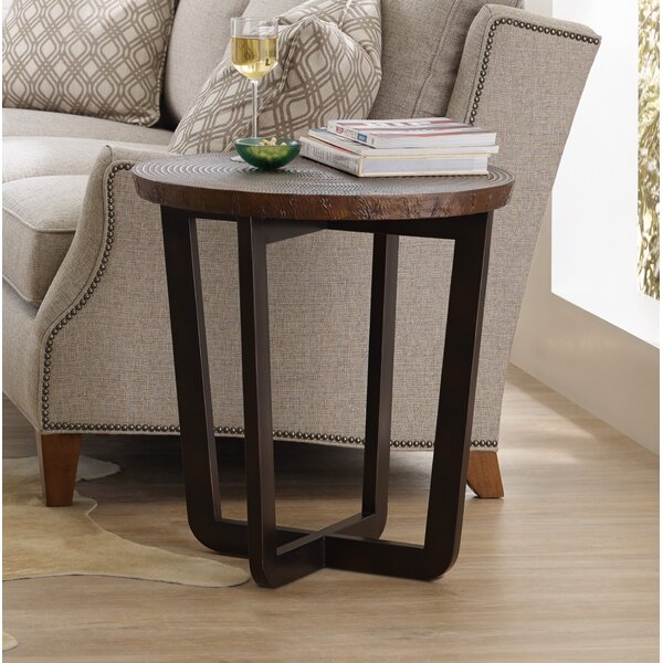 Parkcrest End Table by Hooker Furniture