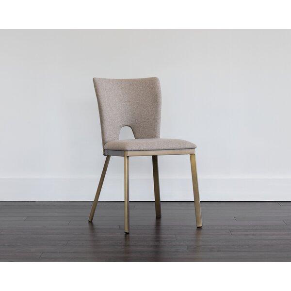 Pinckard Upholstered Dining Chair (Set of 2) by Orren Ellis