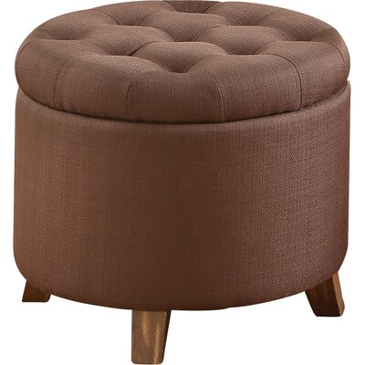 Pleasing Infini Furnishings Tufted Storage Ottoman Unemploymentrelief Wooden Chair Designs For Living Room Unemploymentrelieforg