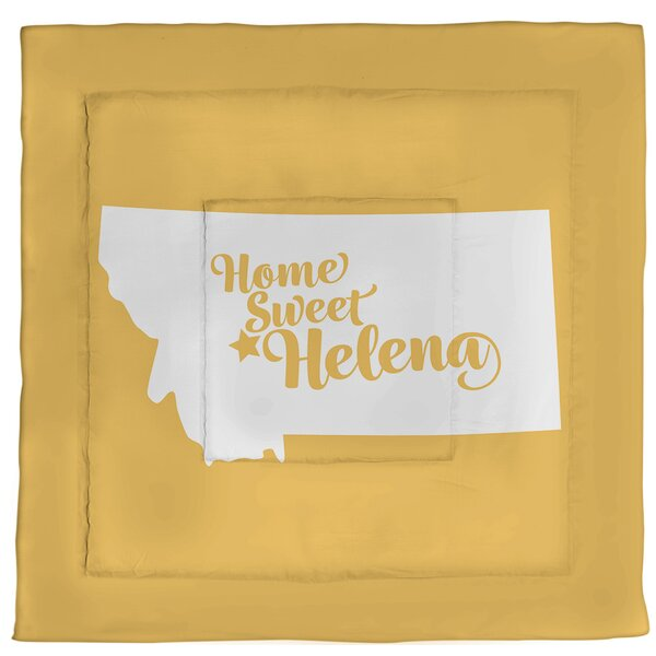 Montana Helena Single Reversible Comforter