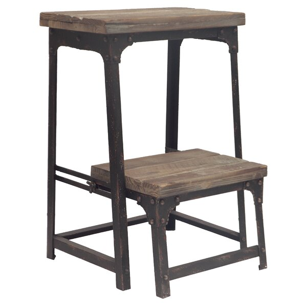 Cyrilla 2 Step, Accent Stool by Trent Austin Design