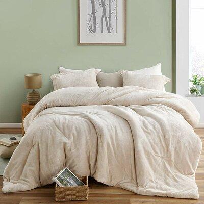 Geri Comforter Set Wrought Studio Size: King